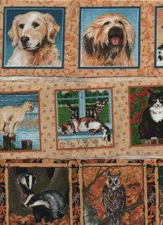 My eBay: Active Cotton Pictures, Fabric Pictures, Indian Tapestry, Stitch Pictures, Indian Mandala, Vintage Frames, Tapestry Wall Hanging, Woodland Animals, Dorm Decorations