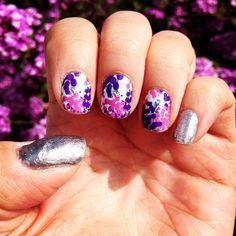 Jamberry Nail Wraps. Diamond Dust Sparkle & Glitz. Shop now: Megecon.JamberryNails.Net