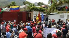 """Venezuela condena """"la política genocida y de exterminio"""" israelí contra el pueblo palestino - Minuto A Minuto"""
