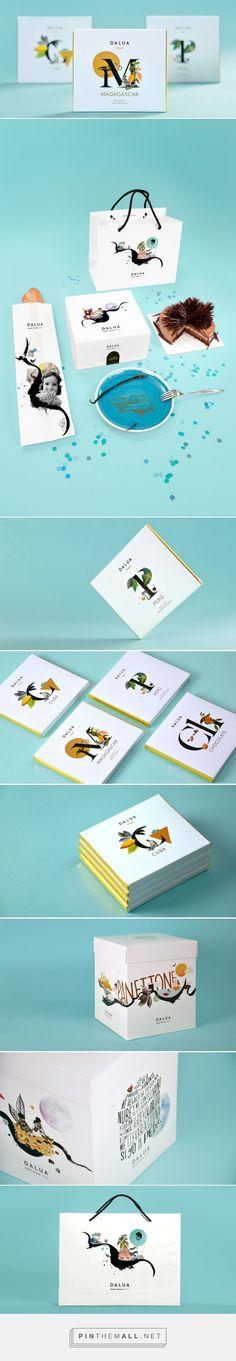 Dalúa — The Dieline - Branding & Packaging Design - created via https://pinthemall.net