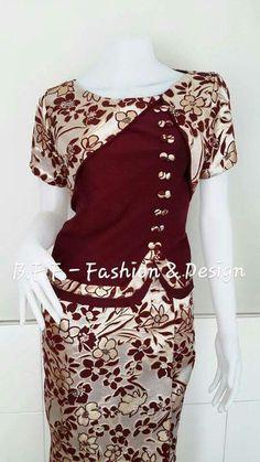 Kurti Neck Designs, Dress Neck Designs, Blouse Designs, Myanmar Traditional Dress, Traditional Dresses, African Fashion Dresses, Fashion Outfits, Designer Anarkali Dresses, Dress Pesta
