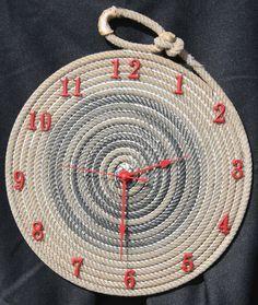 lariat iple yapılan halat Saatler, Jus propen Kreations tarafından batı saatler