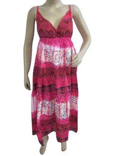 Boho Dress Rose Pink Tie Dye Hippie Long Maxi Dresses Mogul Interior,http://www.amazon.com/dp/B00CLND6AA/ref=cm_sw_r_pi_dp_qZH4rb1FSPRWR8HV