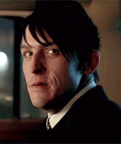 I hate when Penguin gets scared....yeah...I'm now attached to Oswald Cobblepot...