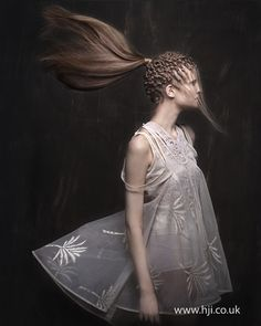 Adam Szabo London Hairdresser of the Year finalist - British Hairdressing Awards 2012
