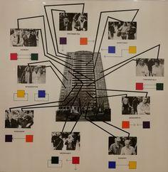 Stephen Willats Photo Wall, Interiors, Urban, Artist, Fashion, Moda, Photograph, Fashion Styles, Artists