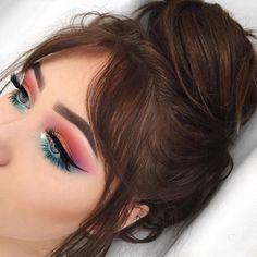 #ojos #makeup #maquillaje #Eyeshadow #Sombras #Eyes