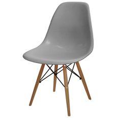 Cadeira Eames Dsw Cinza