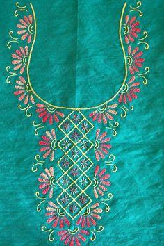 Hand Embroidery Designs For Salwar Kameez Neck  Google