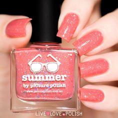 Picture Polish Summer Nail Polish