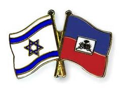 ISRAEL - HAITI HISTORICAL CONNECTION  - We think you will find the information, available at these links, extremely helpful in understanding the all important relationship of Haiti and Israel, past and present: Click http://supportisrael.us/news/haiti-supports-israel/ and https://en.wikipedia.org/wiki/Haiti%E2%80%93Israel_relations
