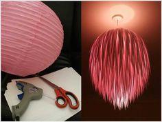 18 lamparas que puede hacer uno mismo!