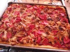 Pizza pas cu pas Hawaiian Pizza, Food, Fine Dining, Pie, Meals, Yemek, Eten