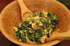 A Moroccan Kale Salad #recipe so delicious, meat eaters won't notice that it's #vegan. #kale
