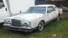 Factory Custom: 1980 Lincoln Mark VI #Projects #Lincoln - http://barnfinds.com/factory-custom-1980-lincoln-mark-vi/