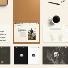 """Great final project published by our December 2019 Graphic Design Graduate Max Goodwin.  Max, now back in his native Canada, has published on Behance last week some of his great """"real life"""" works. This one was presented as his 3rd-year final project.  If you like it, check out his other projects on his Behance profile.  Marbella Design Academy - Spain – Founded 1995 - Tuition in English"""