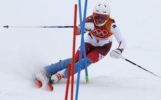Michelle Gisin >starke DH und ihr bester SL der Saison !!