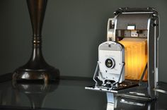 Polaroid Camera Lamps-FAB!