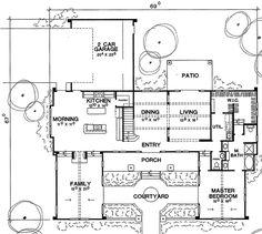 the cape dutch house plan 3682 house plan dreaming pinterest