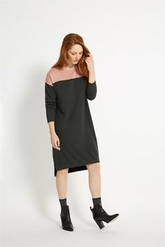 Mignon Colour Block Dress