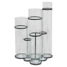 6 Piece Andrea Vase Set