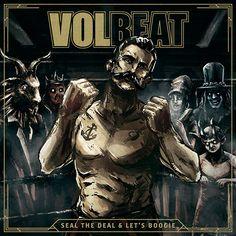 Volbeat | New Album Cover