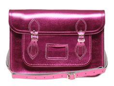 Cambridge Satchel Company  Got a similar looking mini satchel yesterday @Zara. I´m in lurve.