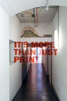 Anamorphic Typography | Jeannie Huang