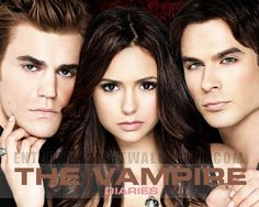 mY latest addiction...The Vampire Diaries....hot guys anyone?