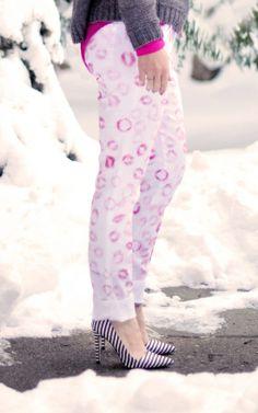 #DIY Pants Fashion