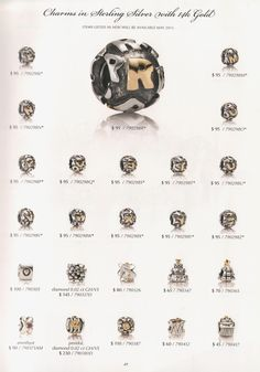 Pandora Bracelet Charms, Pandora Jewelry, Pandora Catalogue, Lockets, Troll, Diy Jewelry, Panda, Pendants, Women's Fashion
