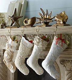 Interiorz Dezigned: Glamorous Christmas stockings