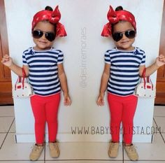 Little girls fashion. Cute Little Boys, Little Boy And Girl, Boy Or Girl, Little Girl Fashion, Fashion Kids, Kindergarten Fashion, Friends Fashion, Toddlers, Kids Outfits