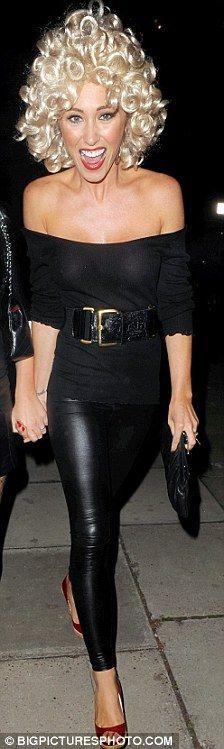 Sandra Dee - Grease Halloween Costume Idea