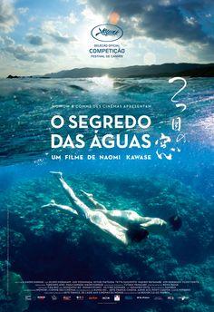 """""""O Segredo das Águas"""" estreia em 15 de janeiro. Trailer: http://youtu.be/1evBLuDBVuQ"""