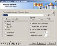 Get the DBF to XLS Converter software for windows for free download with a direct download link having resume support from Softpaz - https://www.softpaz.com/software/download-dbf-to-xls-converter-windows-92543.htm - just click the download button on that page