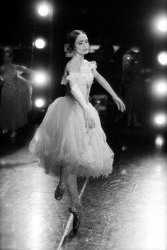 Julie Kent.