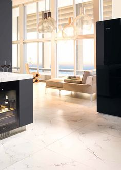 Modern Kitchen Design, Modern Design, Divider, Room, Furniture, Home Decor, Bedroom, Decoration Home, Room Decor