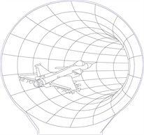 3D illusion premium vector drawings