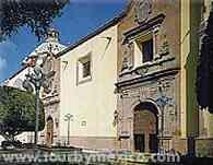 Convento de Santa Clara in Queretaro City Mexico - Tour By Mexico ® www.tourbymexico.com