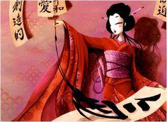 misstigri   The Power of Kimiko - Misstigri - Posters, Affiches d'Art