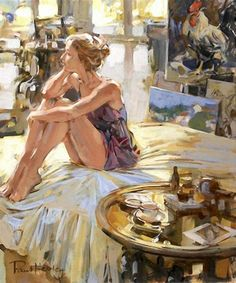 We are professional Paul Hedley supplier and manufacturer in China.We can produce Paul Hedley according to your requirements.More types of Paul Hedley wanted,please contact us right now! Woman Painting, Figure Painting, Painting & Drawing, Modern Art Movements, Beautiful Paintings, Erotic Art, Figurative Art, Painting Inspiration, Female Art