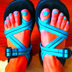 Oh my chacos