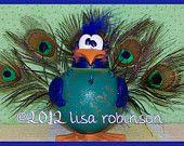 Items similar to pdf epattern PRIDE peacock bird recycled light bulb prim chick acrylic painting pattern 801 ofg on Etsy Vanity Light Bulbs, Light Bulb Art, Light Bulb Crafts, Recycled Light Bulbs, Painted Light Bulbs, Peacock Painting, Tole Painting, Christmas Light Bulbs, Diy Christmas