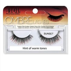 Ardell Ombre Lashes - Sunset * You can get more details by clicking on the image.