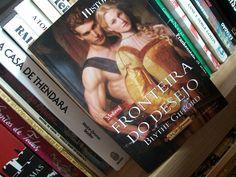 Canto da =)Domino(=: Livro: Fronteira do Desejo - Blythe Gifford