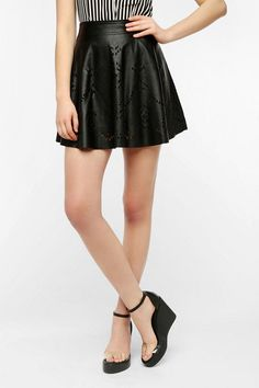 #Urban Outfitters         #Skirt                    #Urban #Outfitters #B.P.Collection #Faux #Leather #Cutout #Circle #Skirt      Urban Outfitters - B.P.Collection Faux Leather Cutout Circle Skirt                                      http://www.seapai.com/product.aspx?PID=1531713