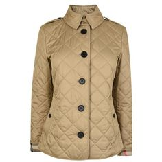 Burberry London | Quilted Jacket