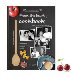 Book cover - Family recipes https://www.behance.net/gallery/24449033/Book-cover-Family-recipes