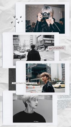 Aesthetic Collage, Kpop Aesthetic, G Dragon Cute, Ntc Dream, Kpop Backgrounds, Nct Group, Nct Album, Nct Dream Jaemin, Nct Life